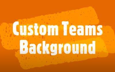 Koffee with Kambium – Custom Teams Backgrounds